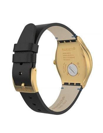 Reloj Swatch DARK TASTE SO27B115