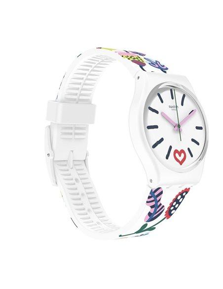 Reloj Swatch WAVE PATH SUON713