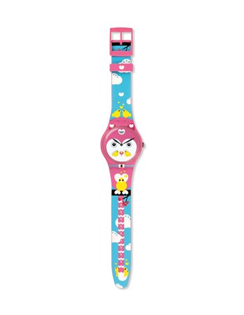 Reloj Swatch QUILTED TIME SUOS108