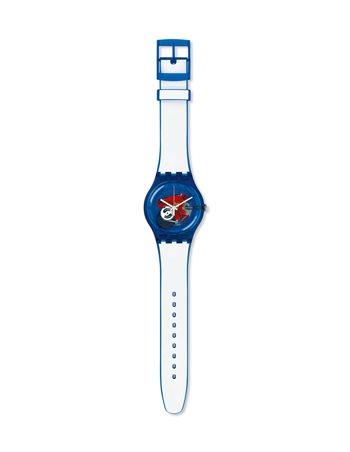 Reloj Swatch MR BLUBBY GL120