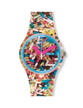 Reloj Swatch SPEED AROUND GB277