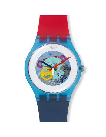 Reloj Swatch SHINY TIME GK357