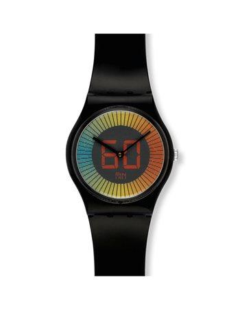 Reloj Swatch BLUE ZEB GL115