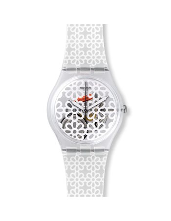 Reloj Swatch ORANGE ZEB GO107