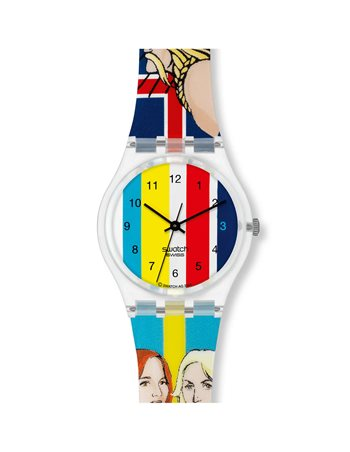 Reloj Swatch GLOW LOOM SUSJ400
