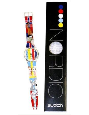 Reloj Swatch JUST ENJOY SUSW403