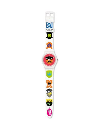 Reloj Swatch TOTAL RESCUE YCS1011AG