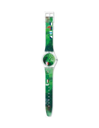 Reloj Swatch DREAMNIGHT 14 GOLDEN YCG405GC